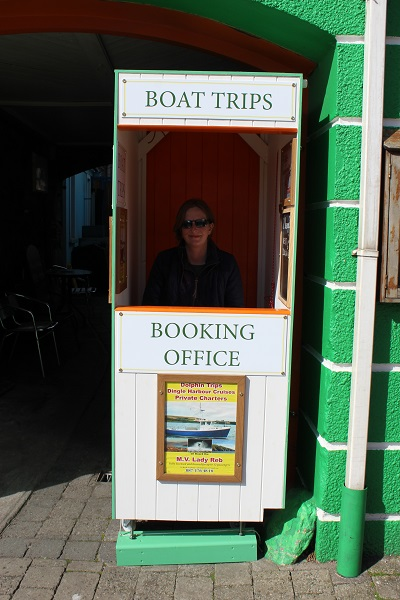 Dingle Ahoy Boat Trip booking office
